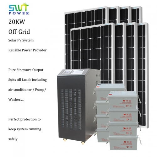 20KW Off-Grid System